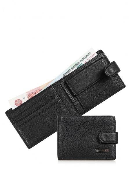 кgr15-0558 BLACK кошелёк мужской