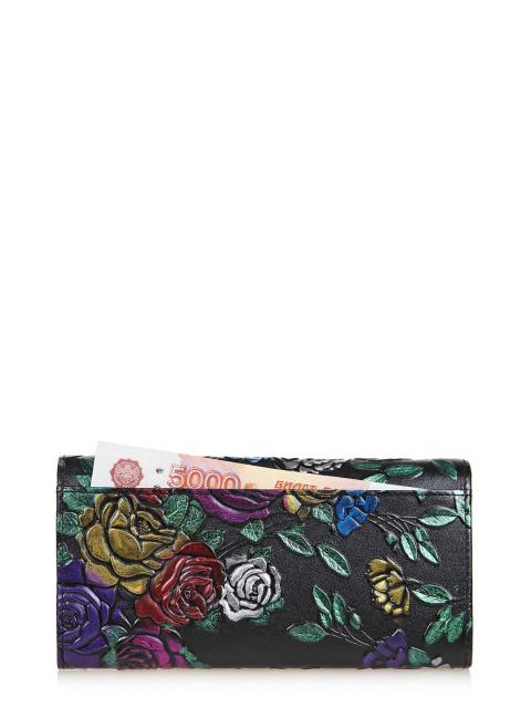 кgr17-0512 BLACK кошелёк женский