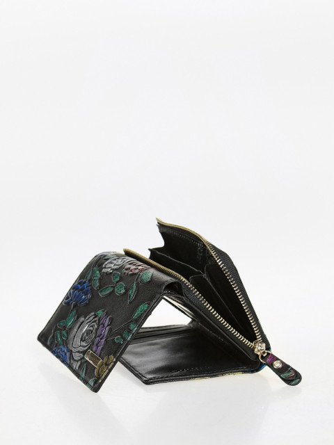 кgr17-0529 BLACK кошелёк женский