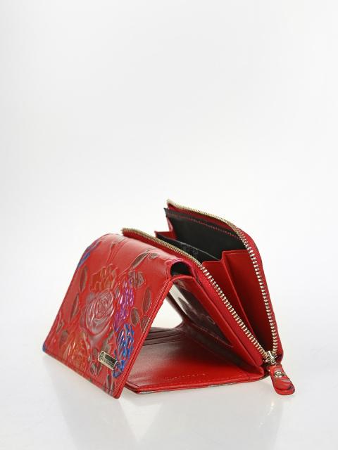 кgr17-0529 RED кошелёк женский