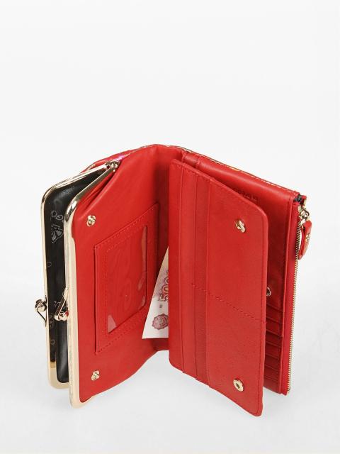 кgr17-0563 RED кошелёк женский