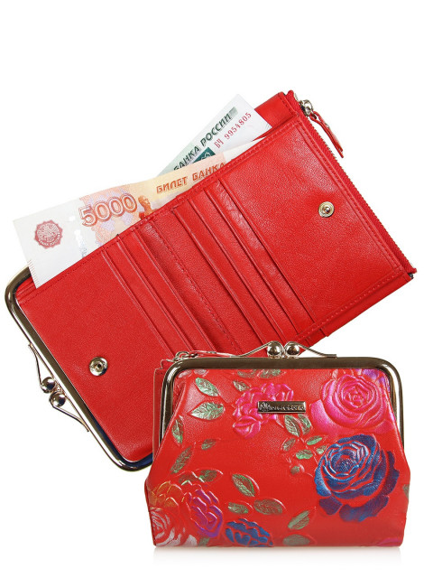 кgr17-0564 RED кошелёк женский