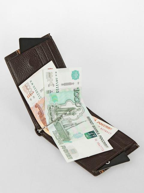 кgr1769-B зажим для денег мужской