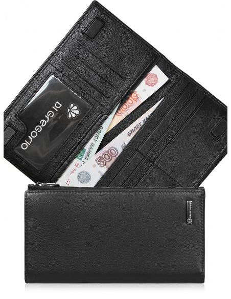 кgr15-0571-BK кошелёк мужской