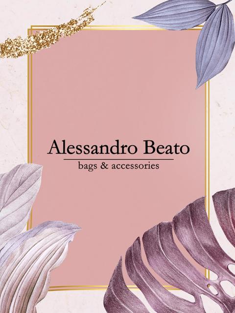 Alessandro Beato accessories
