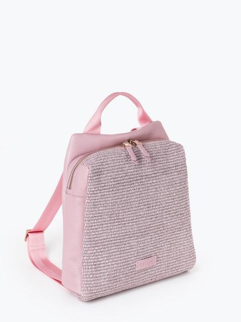 kn3155 dollaro rosa raffia