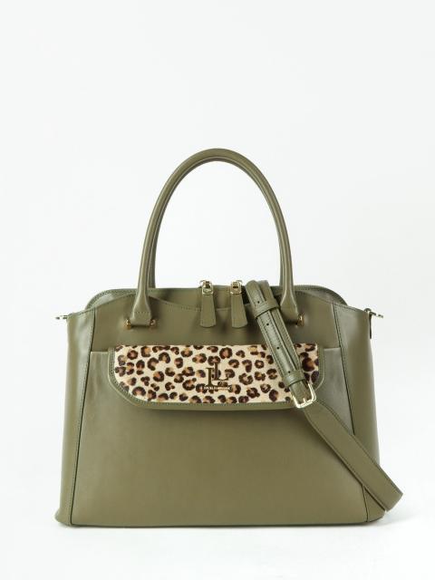 lo820 vit liscio leopard oliva